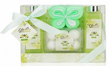 Spa Gift Basket with Seductive Vanilla Fragrance