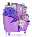 Spa Gift Basket Lavender Fragrance