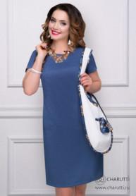 Платье Мода в фокусе (2 в 1, с сумочкой)