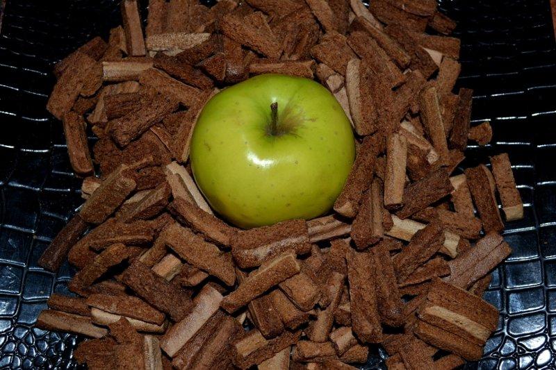 Как сделать яблочные хрустики