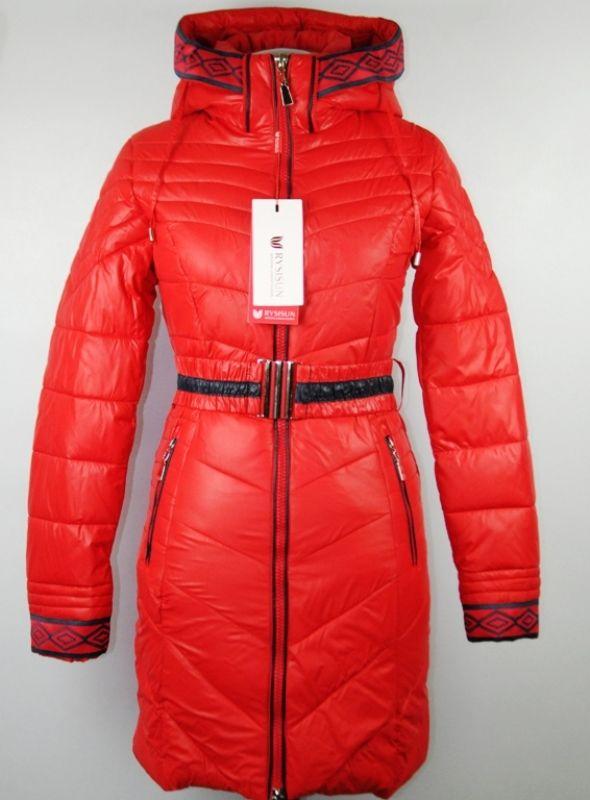 Пальто женское зимнее (холлофайбер)