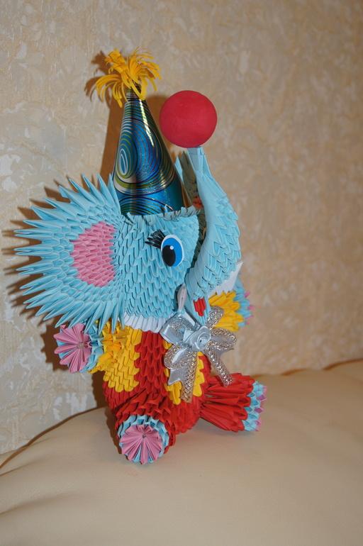 Слоник-циркач
