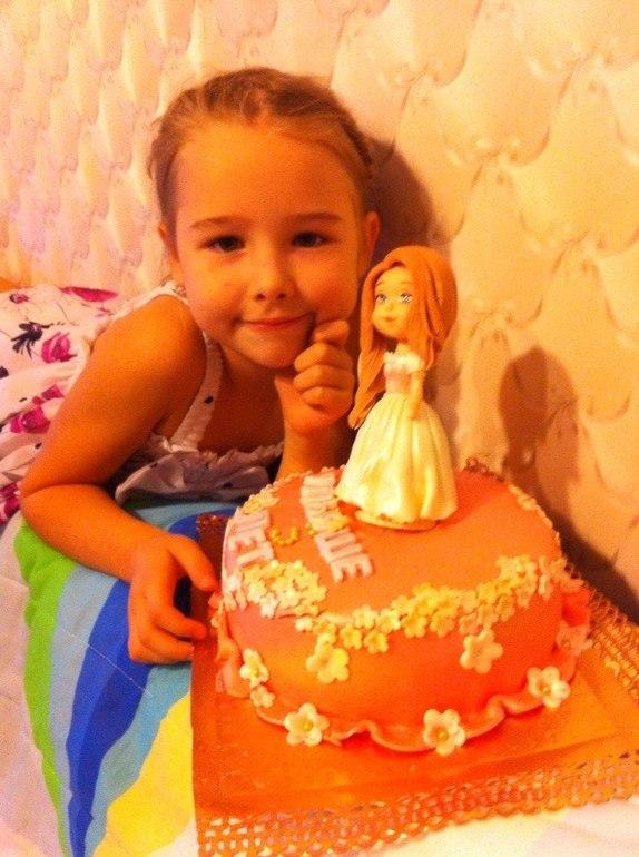 День Рождения Дочурки!5 лет!!!