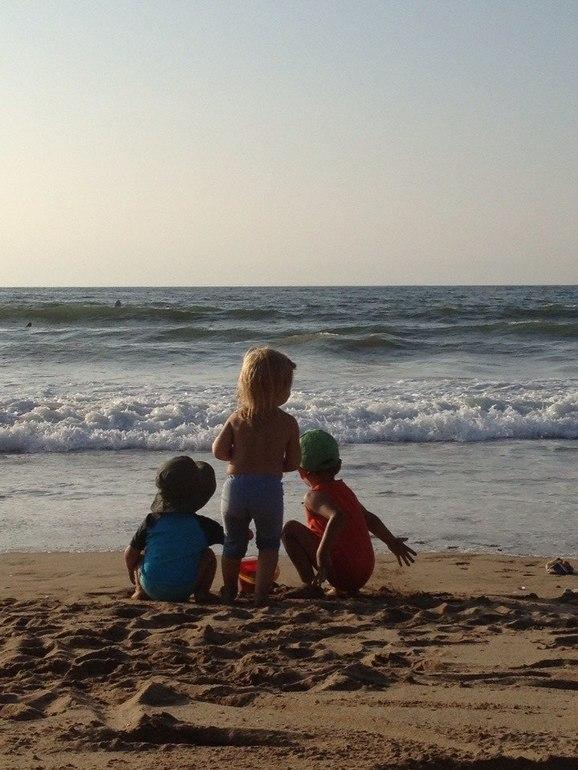 Песочный вечер