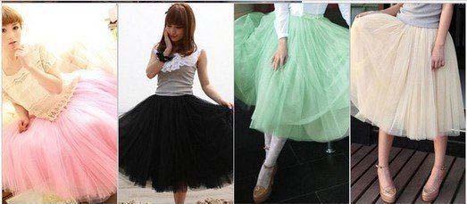 Модные Длинные Юбки Для Девочек