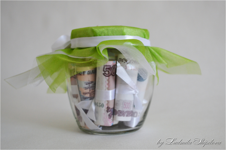 Как прикольно подарить деньги на свадьбу : немного капусты в подарок 83