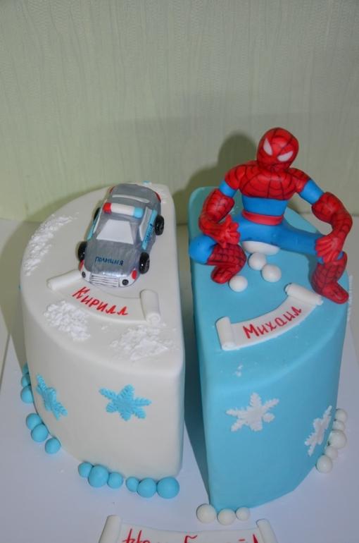 Детские тортики