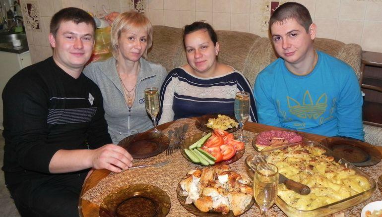 Праздники продолжаются)))