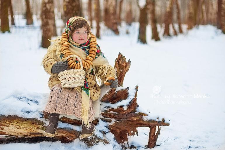 Зимнее...