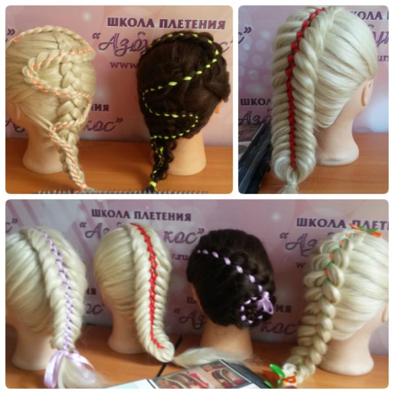 Мастер класс начинающему по плетению кос