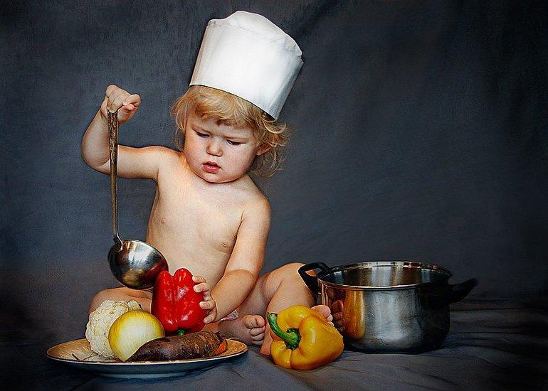 Супы для малыша