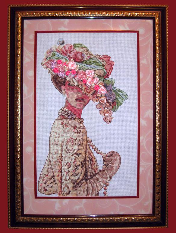 Викторианская элегантность вышивка отзывы 91