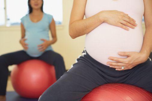 Сообщество «Фитбол для беременных» - Babyblog ru