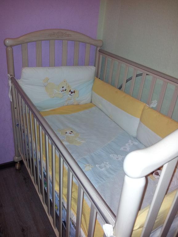 Кроватка  PALI