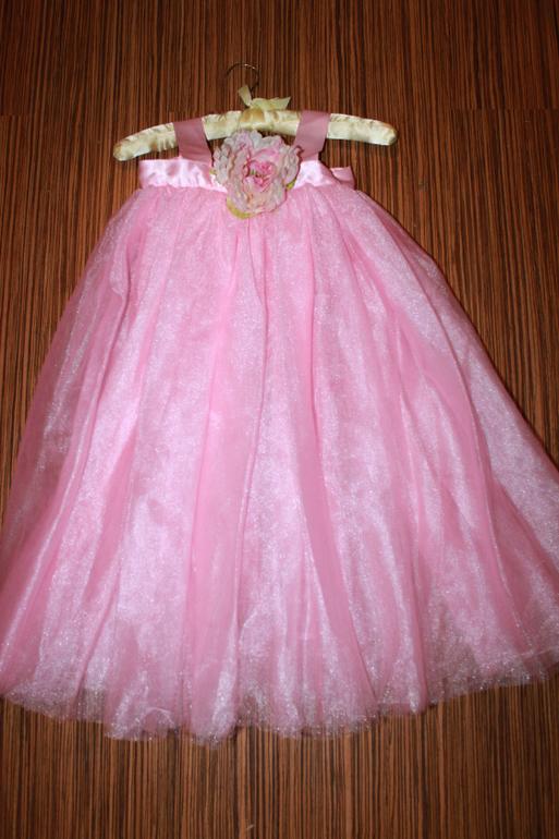 Платье 1500 размер от 4-5 лет до 8