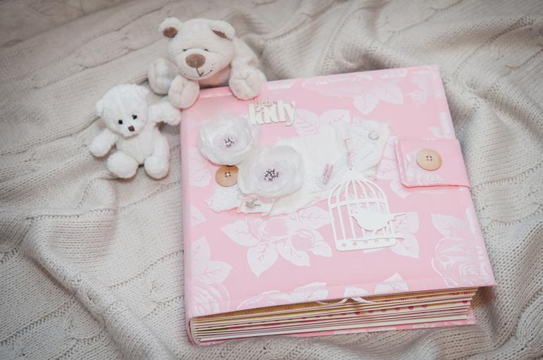Альбом  для  Крошки-Яночки