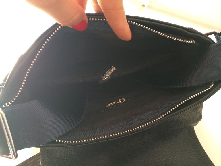 Точная копия мужских сумок armani
