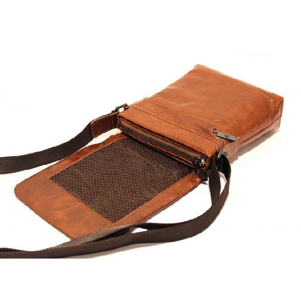 Мужская сумка через плечо armani