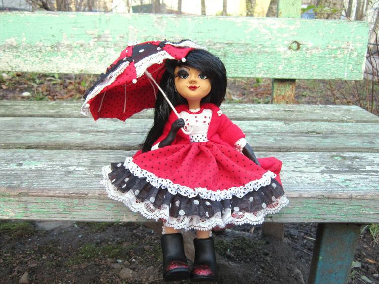 Кукла Кэт