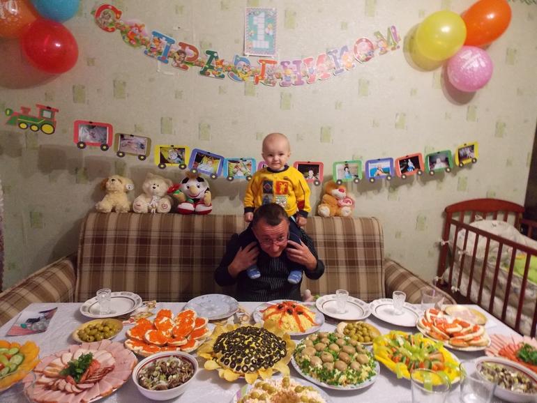 Подарок на день рождения 1 годик 52