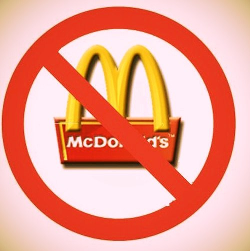Закрыть сеть ресторанов быстрого питания
