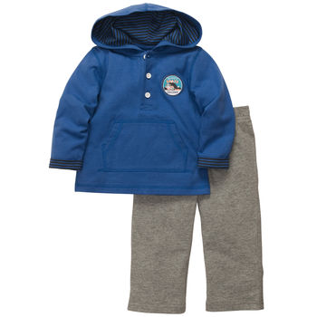 Carters комплект теплый пуловер+брюки «Мамин покоритель вершин»