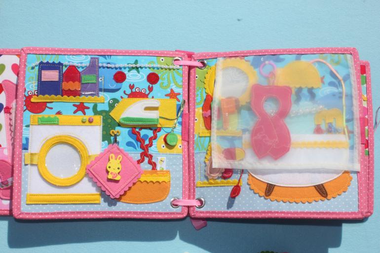 Домик книжка для кукол своими руками как  428