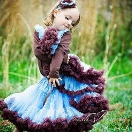 Пышные Юбки Для Девочек Blueberry
