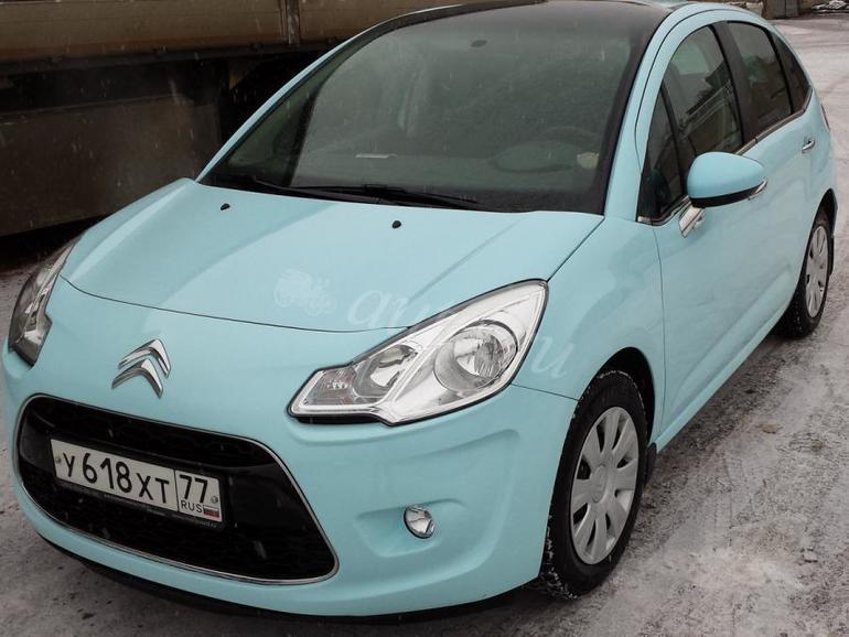 Продам свою машину  CitroenC3 II 1.6 AT (120 л.с.) !