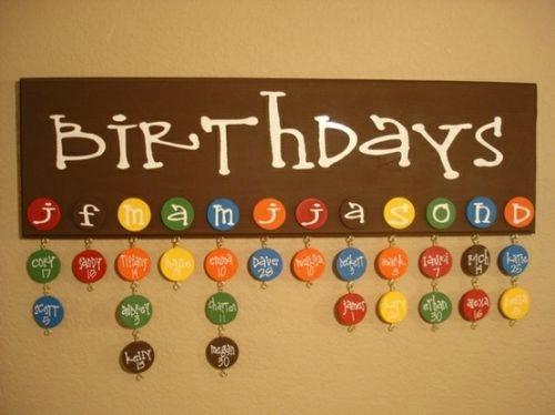 календарь для дней рождений - фото 6