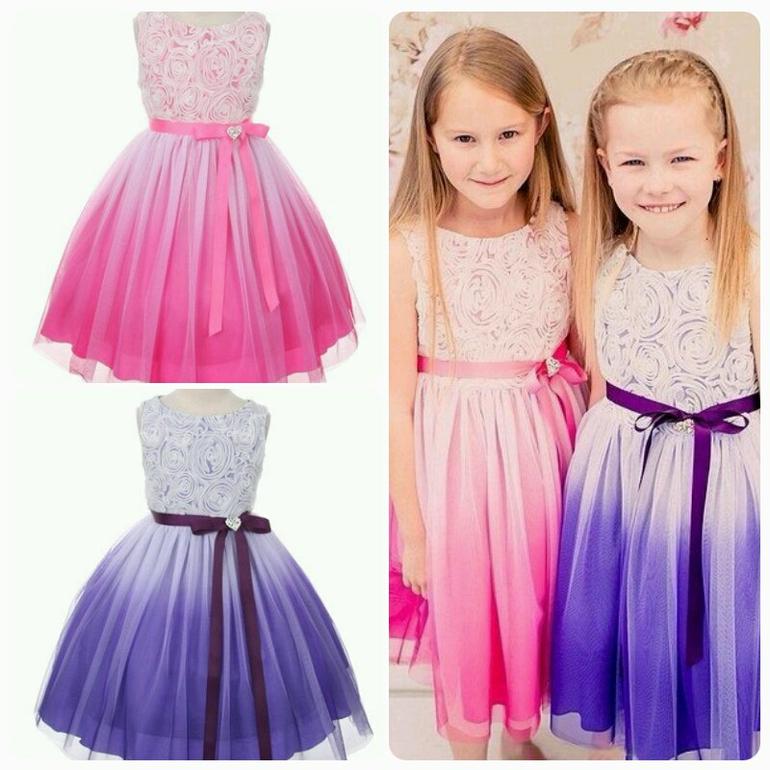 Купить Красивые Детские Платья В Интернет Магазине