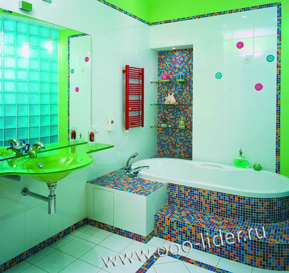 Дизайн маленькой ванной: 10 советов и 38 удачных