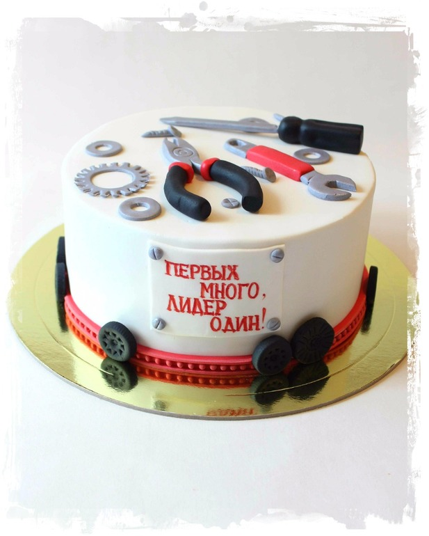 Торт для слесаря фото