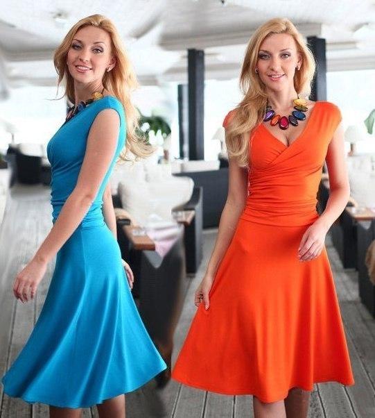модели платьев осень 2011
