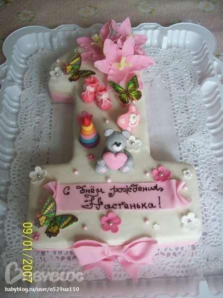 Выбираю тортик