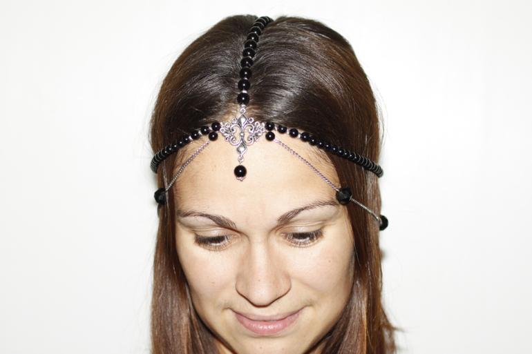 Тики украшения на голову фото