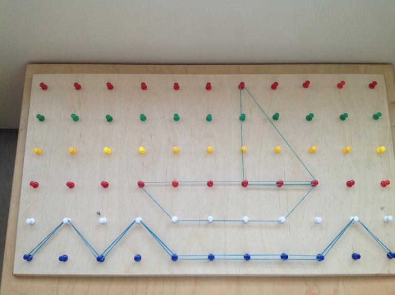Как сделать математический планшет для дошкольников своими руками 28