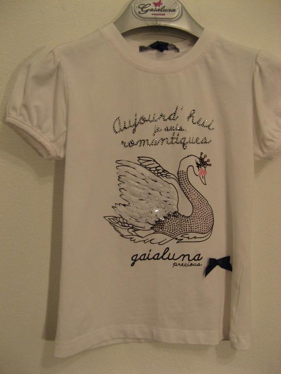 Новая итальянская одежда для девочек 3-8 лет известной марки Gaialuna