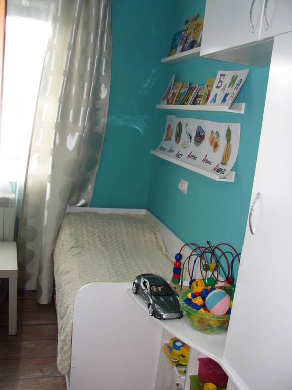 Планировка комнаты 8 кв.м фото с ребенком