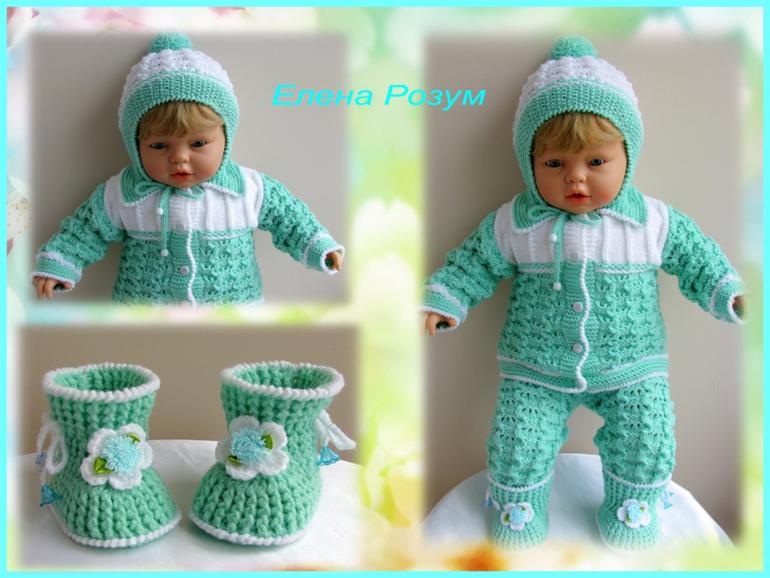Вязание для детей костюмы спицами для девочек