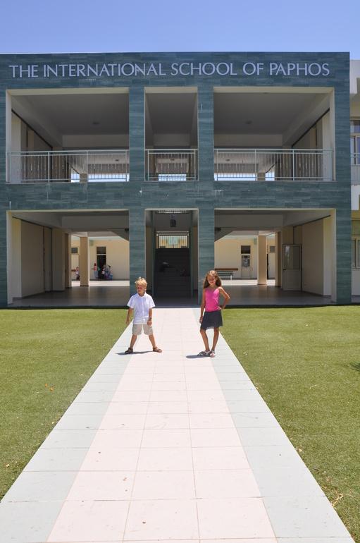 Летняя школа International School of Paphos