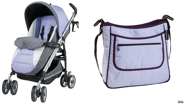 Продаётся  б/у  пpoгулoчнaя  кoляcкa  Peg  Perego  Pliko  P3  Compact  (Completo)  цвет:  Lavanda  в  комплекте  с  сумкой  Peg  Perego  Borsa  цвет:  Iris