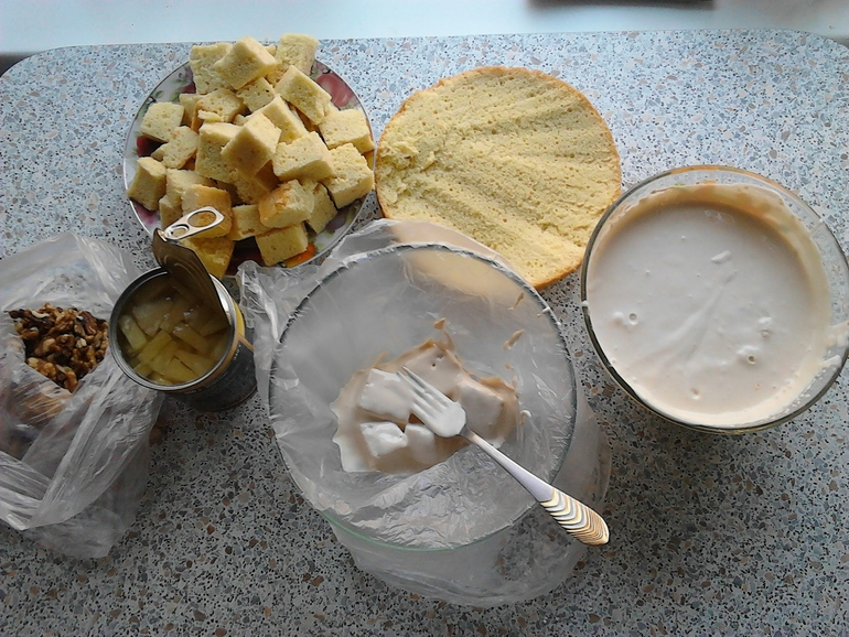 Как приготовить торт панчо в мультиварке