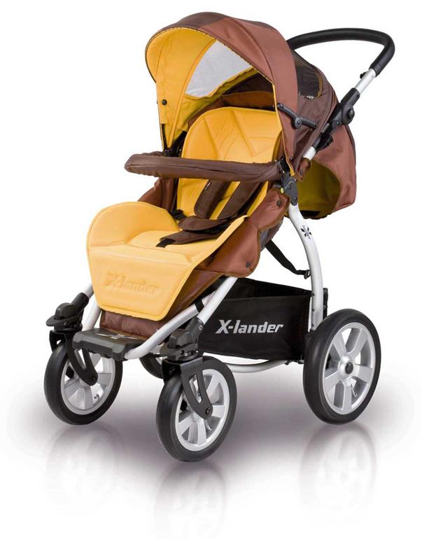 Продам коляску X-Lander XA 5000руб.