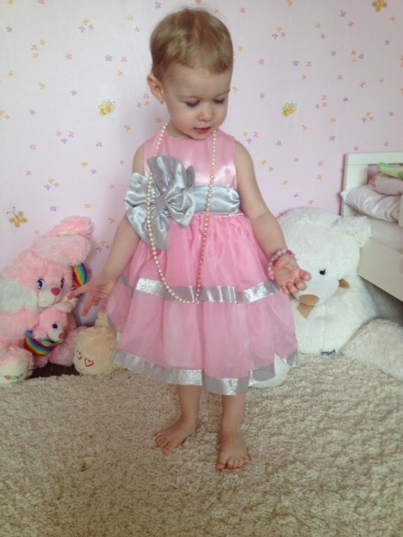 Платье Для Девочки На 1 Годик Купить