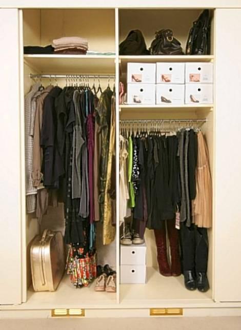 Как сделать чтобы вещи в шкафу не пахли