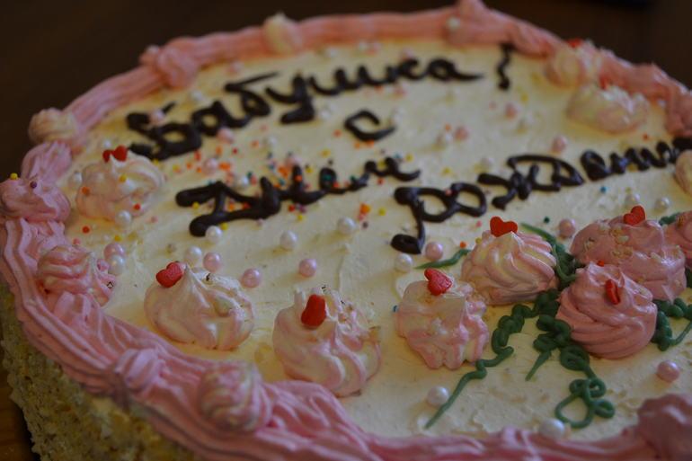 Сметанный торт рецепт простой в духовке пошаговый