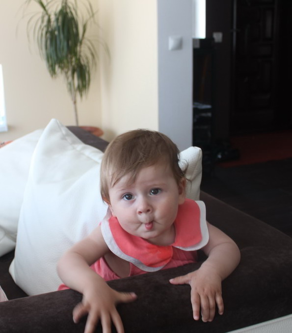 Мелисске  10  месяцев!
