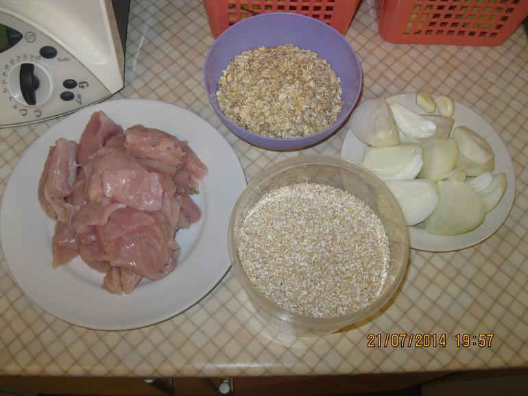 Вторые блюда свинины пошагово