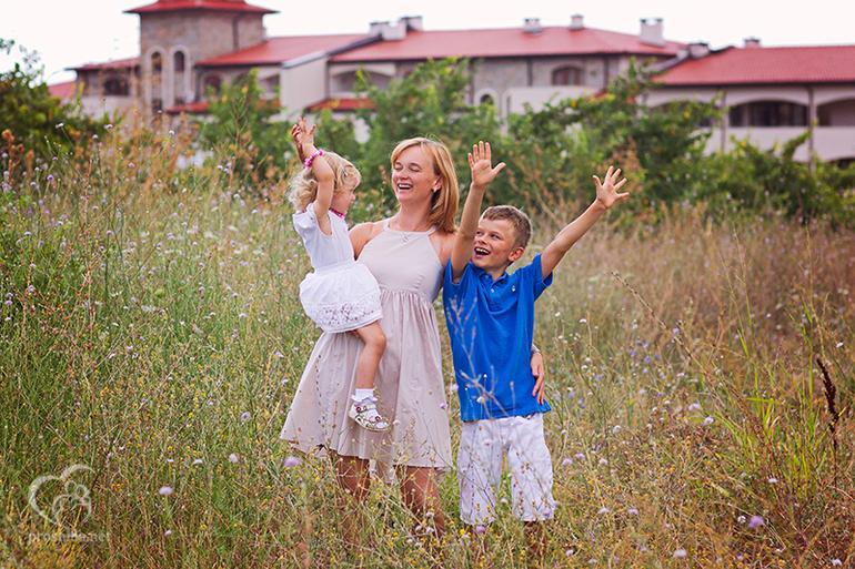 Профессиональная  фотосъемка  вашего  отдыха  в  Болгарии